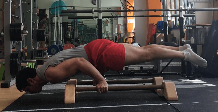 90° push-up
