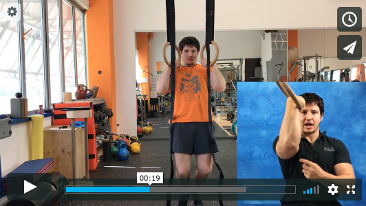 video corso muscle up