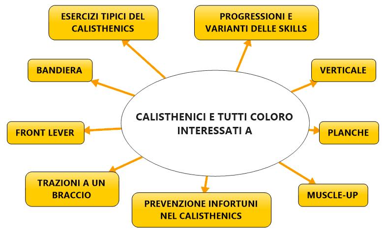 Argomenti calisthenics
