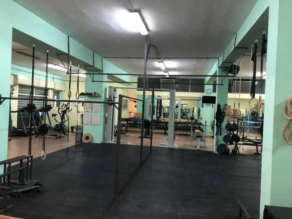 palestra Migthy Gym ASD