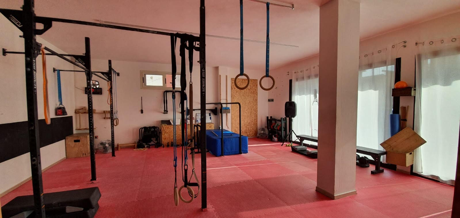 Palestra Cali Gym Academy Oristano
